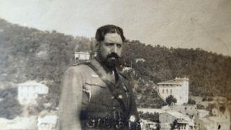 Jaime Cortesão, capitão-médico voluntário