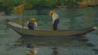 Arte na Gulbenkian: quadro de Emmerico Nunes