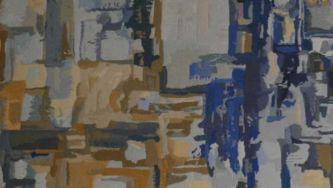 Arte na Gulbenkian: tapeçaria de Vieira da Silva