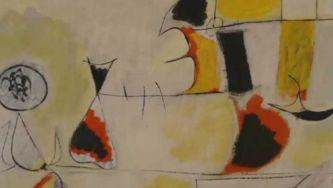 Arte na Gulbenkian: quadro de Arshile Gorky