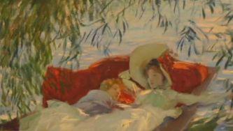 Arte na Gulbenkian: quadro de John Singer Sargent