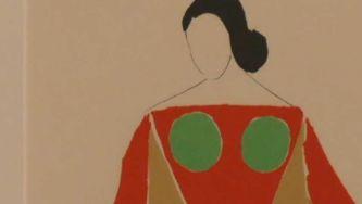 Arte na Gulbenkian: desenhos de Sonia Delaunay