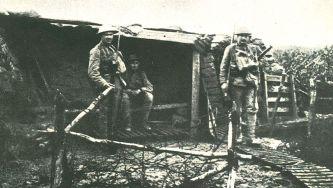 Tenente Assis Gonçalves recorda batalha de La Lys