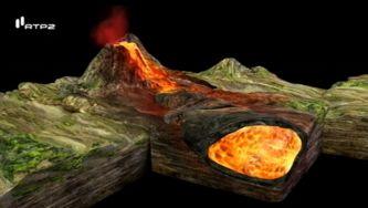 Como se formam as grutas?