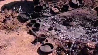 Como se faziam potes de barro na Idade do Bronze