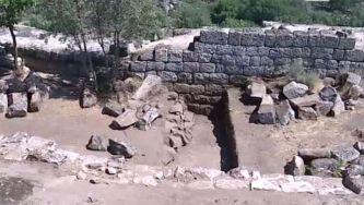 Um castelo medieval inacabado no Sabugal