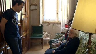Ação social do Porto apoia idosos