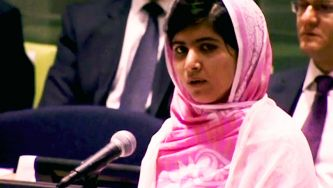 Malala, a jovem paquistanesa que defende as crianças
