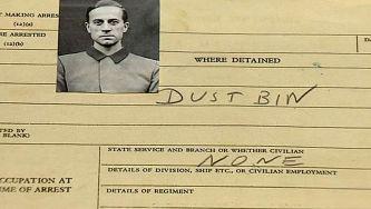 Ordens de prisão de criminosos nazis em Lisboa