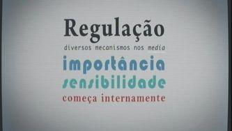 A regulação na comunicação social