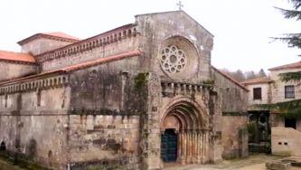 Românico tardio na Igreja do Mosteiro de S. Salvador