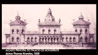 Arquitetura romântica no Palácio de Monserrate