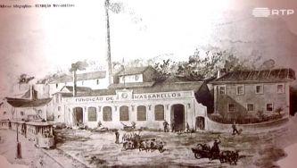 O norte como farol da indústria do século XIX