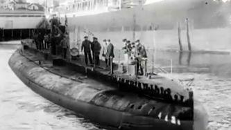 Submarino alemão atacou Ponta Delgada na I Guerra Mundial