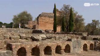 Villa de Milreu, os romanos no Algarve