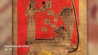 Apocalipse do Lorvão, manuscrito iluminado medieval