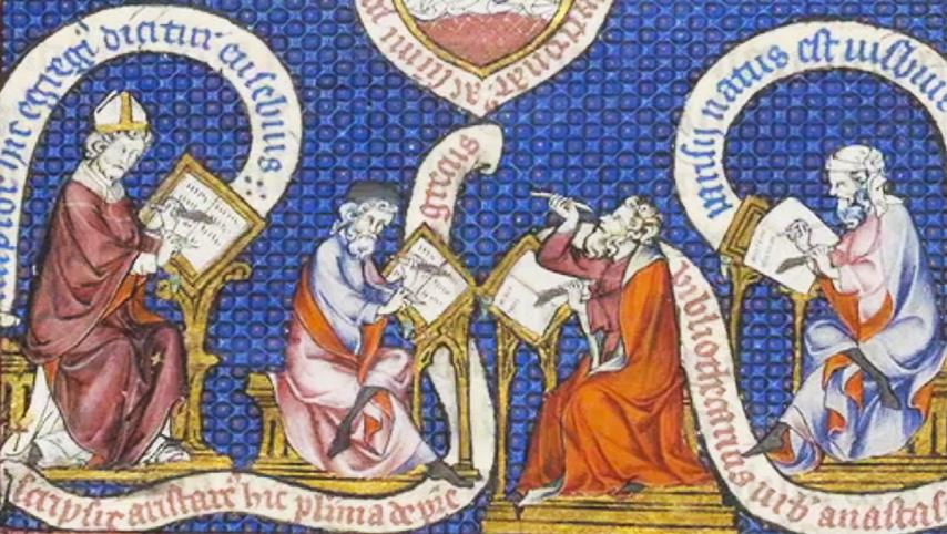 Quem eram os Monges Copistas?