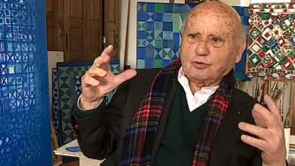 Manuel Cargaleiro, uma vida dedicada à arte da olaria
