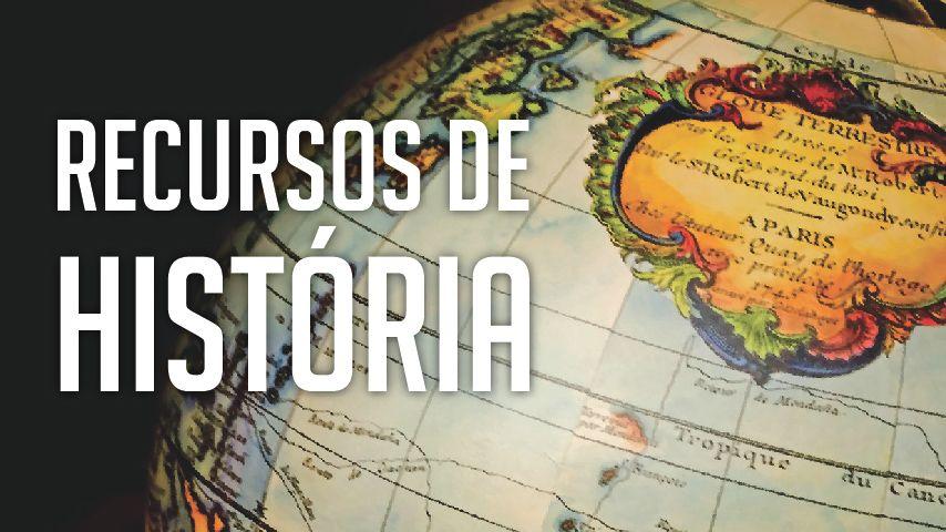 Recursos de História