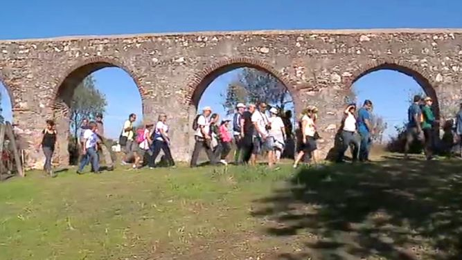 Um aqueduto romano escondido em Évora