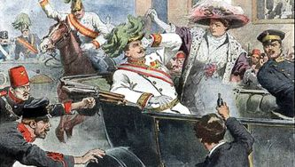 Assassinato do arquiduque Francisco Fernando
