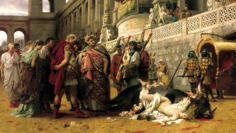 A perseguição romana aos cristãos por Diocleciano