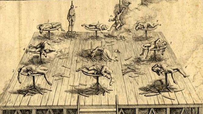 A execução dos Távoras