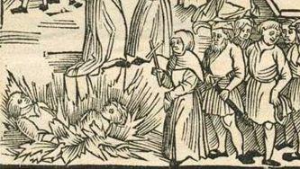 Massacre em Lisboa no dia da Pascoela