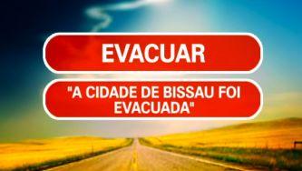 O que se evacua com o verbo evacuar