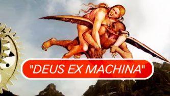 """A descida de """"Deus ex machina"""" começou no teatro clássico"""
