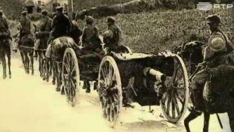 A importância da artilharia na I Guerra Mundial