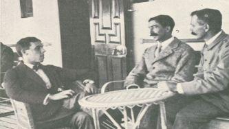 """Francisco Aragão, herói """"forçado"""" de Naulila"""