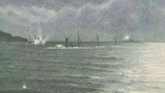 Bombardeamento do Funchal na I Grande Guerra