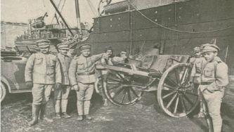Organizar as partidas e a logística para um exército