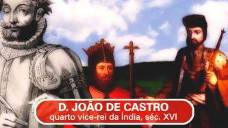 Pôr as barbas de molho, o exemplo de D. João de Castro