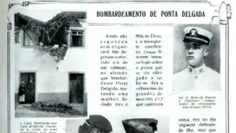 O bombardeamento de Ponta Delgada