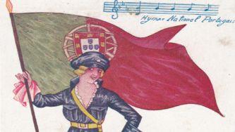 """""""A Portuguesa"""" com costela alemã"""
