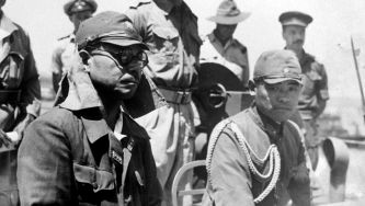 A invasão japonesa de Timor