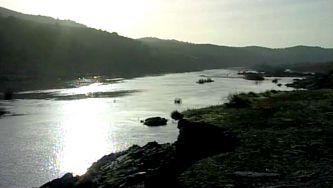 Barragem de Alqueva: quando o Guadiana inundou a planície