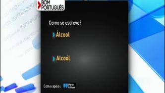 Álcool ou alcoól, onde fica o acento?