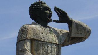 Sermão de frei António de Montesinos, em Santo Domingo