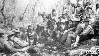 O chefe apache Geronimo