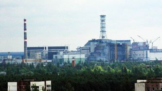 Acidente nuclear em Chernobyl