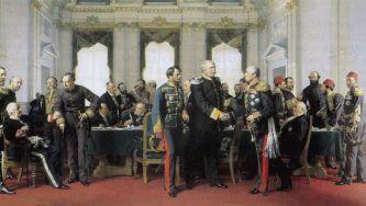 Encerramento do Congresso de Berlim