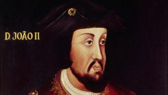 A morte de D. João II