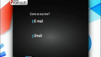 E-mail ou email, uma dúvida do mundo informático