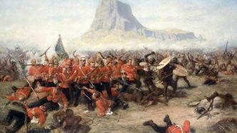 A guerra Anglo-Zulu