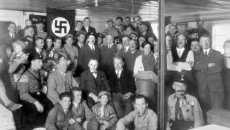 Vitória eleitoral do Partido Nazi, na Alemanha