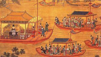 Fundação da dinastia Ming, na China