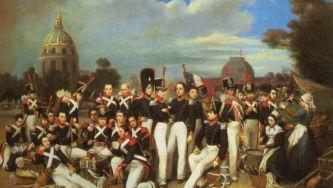 Criação da Legião Estrangeira, em França